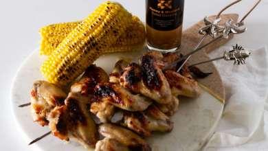 Photo of Honey & Mustard Chicken Wings